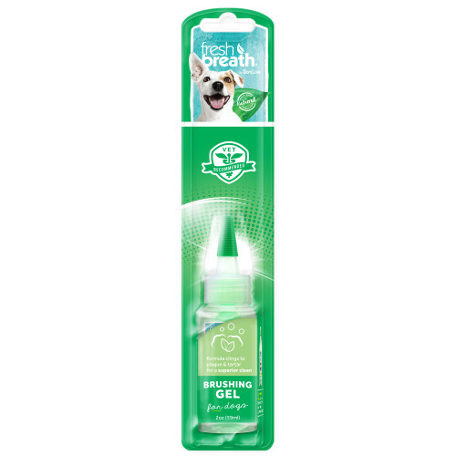 TROPICLEAN Fresh Breath Brushing Gel