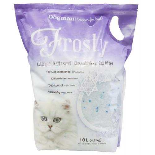 DOGMAN Frosty Kattsand (3-pack)