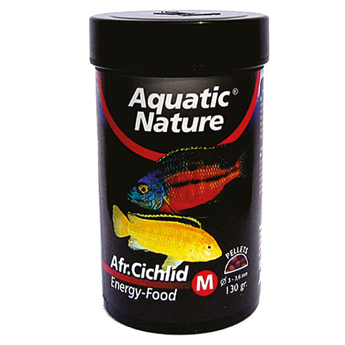 AQUATIC NATURE African Cichlid Energy Food M