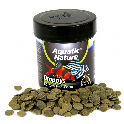 AQUATIC NATURE Droppys Bottom Fish Food
