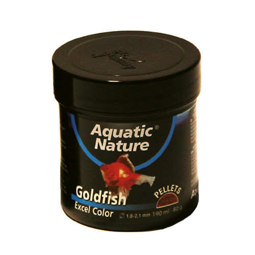 AQUATIC NATURE Goldfish Excel Color