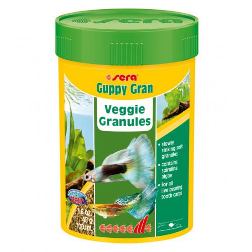 SERA Sera guppy gran granulat