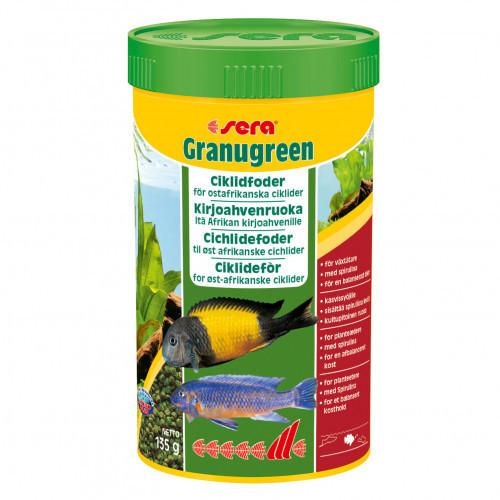 SERA Sera granugreen foder