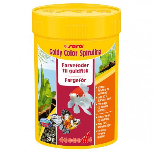 SERA Sera goldy color spirulina