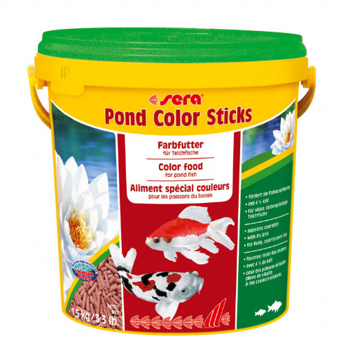 SERA Sera pond color sticks