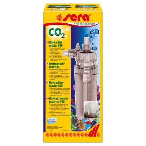 SERA Sera flore CO2 reactor