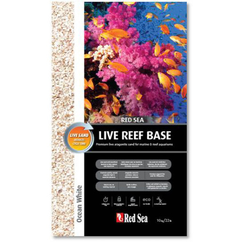 RED SEA Live Reef Base White