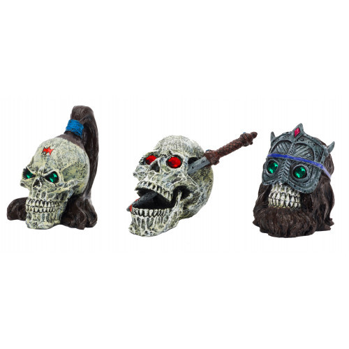 PENNPLAX Warrior Skull gazer mini