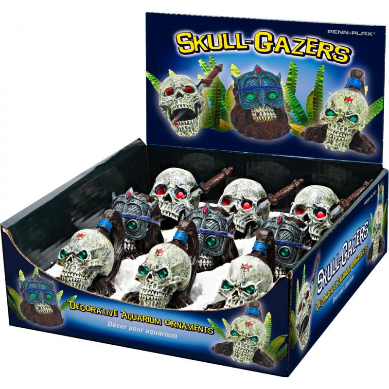 PENNPLAX Warrior Skull gazer mini