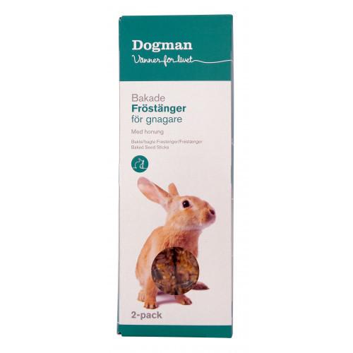 DOGMAN Fröstänger honung 2-p (8-pack)