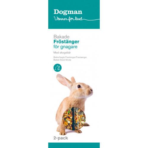 DOGMAN Fröstänger skogsbär 2-p (8-pack)