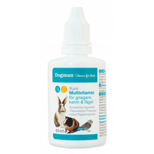 DOGMAN Kani Multivitamin (6-pack)