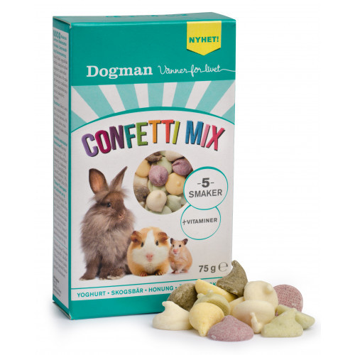 DOGMAN Confetti Mix (12-pack)