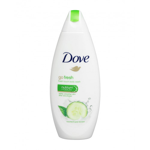 Dove Go Fresh Cucumber & Green Tea Body Wash