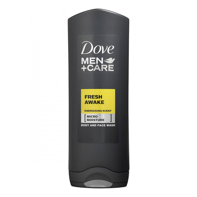 Dove Men+Care Fresh Awake Body & Face Wash