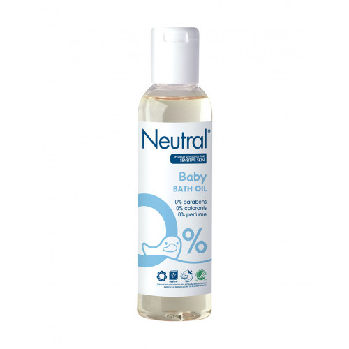 Neutral Baby Oil