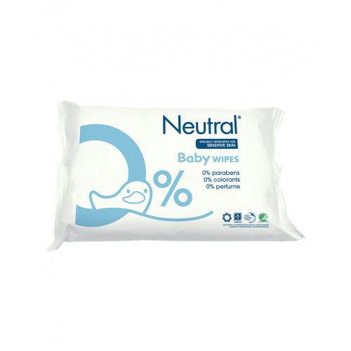 Neutral Baby Wipes 63-pack