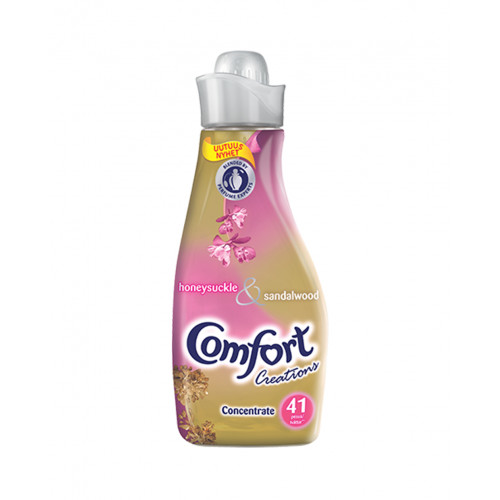Comfort Sköljmedel Honeysuckle & Sandalwood 750ml