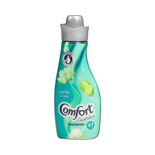 Comfort Sköljmedel Creations Water Lily & Lime 750ml