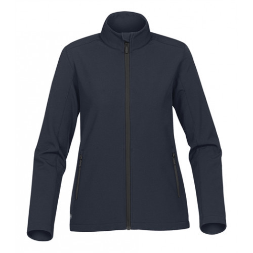 Stormtech W's Orbiter Softshell Navy/Carbon