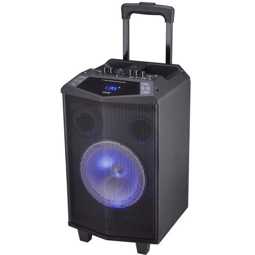 """Denver 8"""" Bluetooth-högtalare rullbar"""