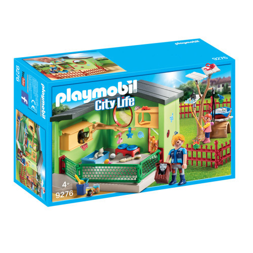 Playmobil City Life Kattpensionat