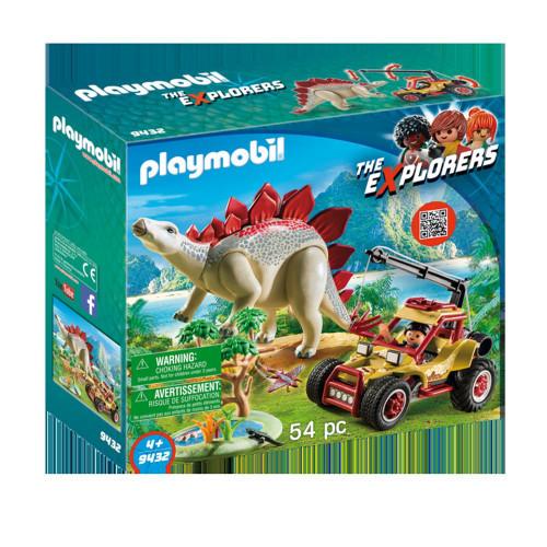 Playmobil The Explorers Forskarmobil