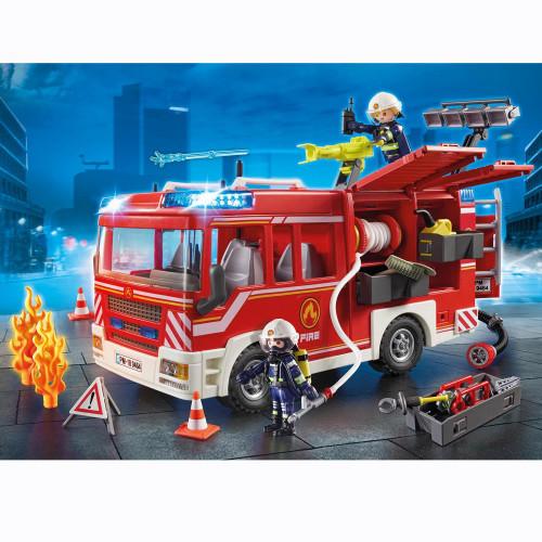 Playmobil Brandbil