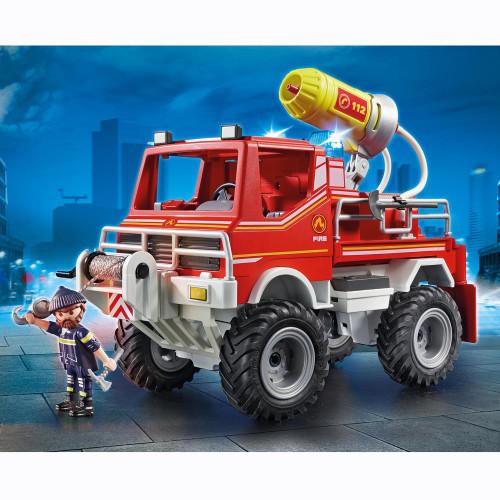 Playmobil Brandjeep