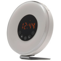 Denver Klocka med Wake-Up-Light