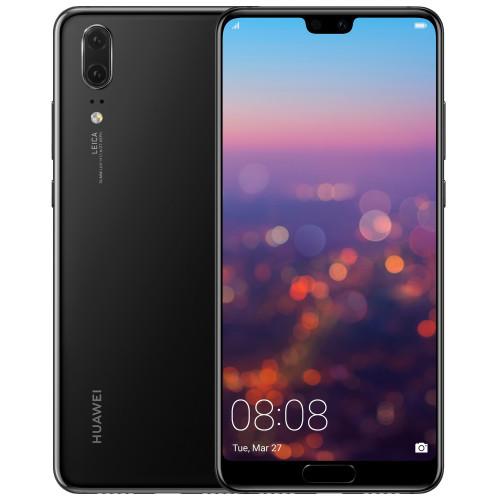 Huawei P20 Dual SIM 128GB Black