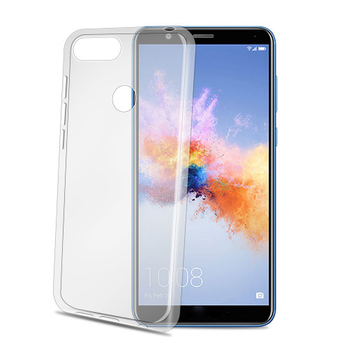 Celly Gelskin TPU Cover Honor 7X