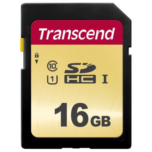 Transcend SDHC  16GB UHS-I U1 (R95/W60)