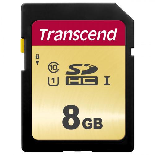 Transcend SDHC   8GB UHS-I U1 (R95/W60)