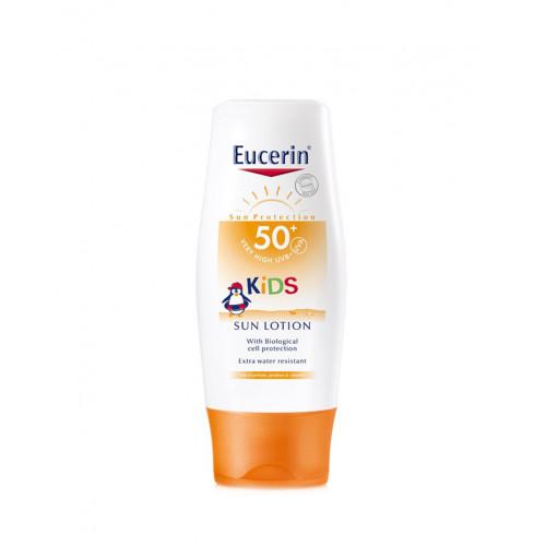 Eucerin Sensitive Kids Sun Lotion SPF50+ 150 ml