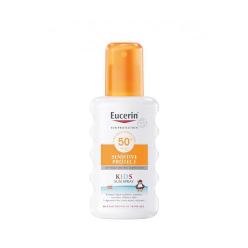 Eucerin Sensitive Kids Sun Spray 50 SPF