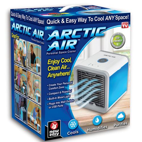 Tvins Luftkylare Kompakt&Portabel