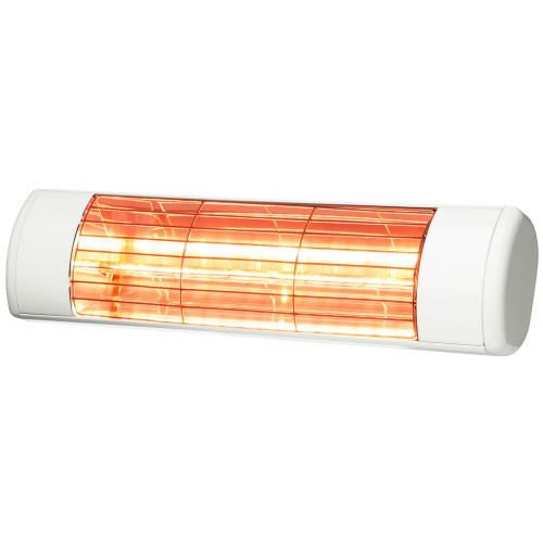 Heatlight Quartzvärmare Vit 104120