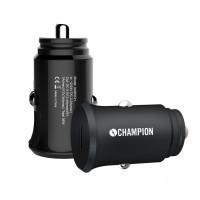 Champion USB Ladd. 12/24V USB-C/PD 36W