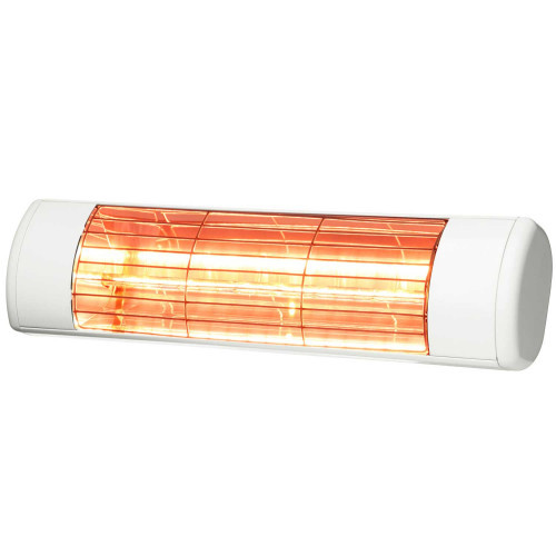 Heatlight Quartzvärmare Vit 104110