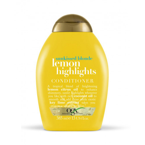 OGX Lemon Highlights Balsam
