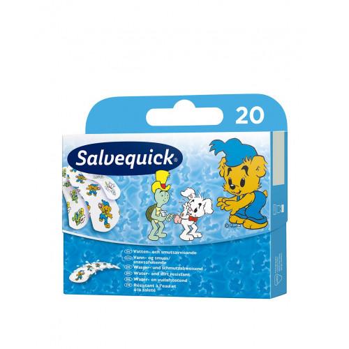 Salvequick Plåster Bamse