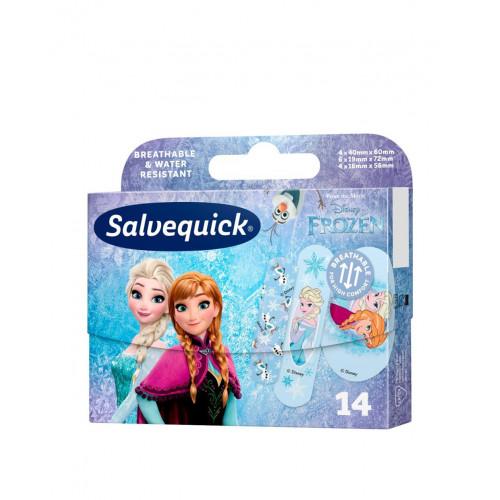 Salvequick Plåster Frozen