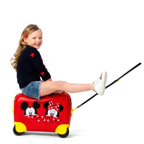 Samsonite Dream Rider Disney Mimmi Musse