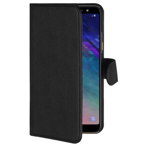 Champion Wallet PU Galaxy A6+ 2018 Sv