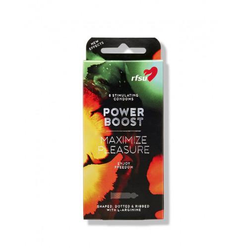 RFSU Power Boost kondom 8-pack