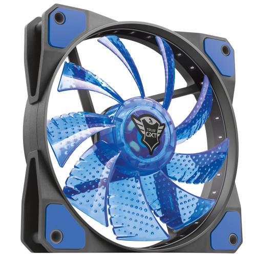 Trust GXT 762W LED silent PC fan Bl
