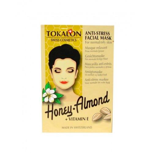 Tokalon Honey & Almond Ansiktsmask
