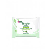 Simple Eye Make-Up Remover Pads
