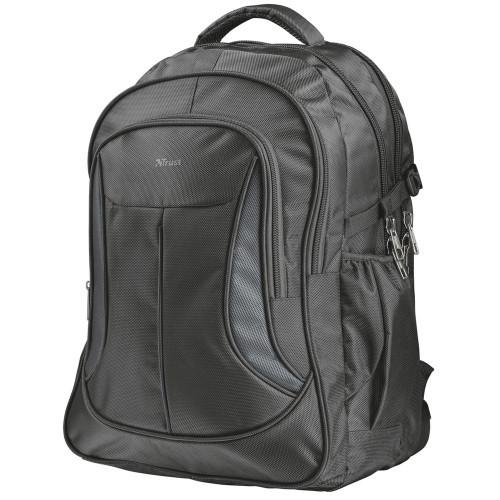 "Trust Lima Laptop-ryggsäck 16"" Sv"